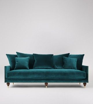 Winchester Range Swoon Editions Sideboard Furniture Three Seater Sofa Sofa Furniture