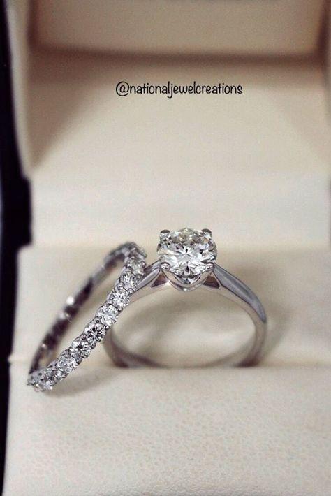 Dazzling Diamond Engagement Rings Of Her Dreams | Wedding Forward