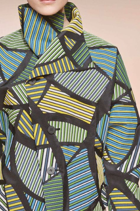 patternprints journal: PRINTS, PATTERNS, TRIMMINGS AND SURFACE EFFECTS FROM PARIS FASHION WEEK (A/W 14/15 WOMENSWEAR) / 7