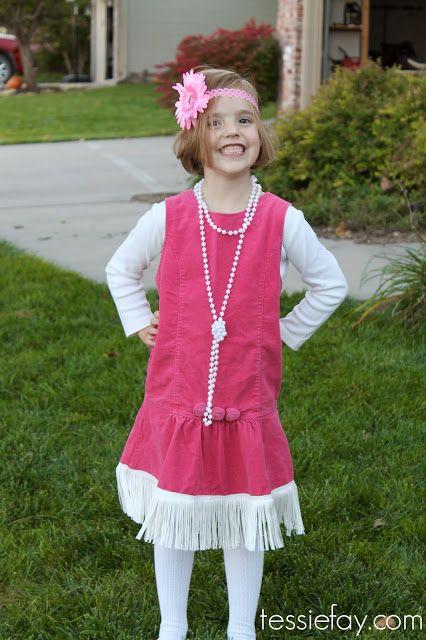 DIY Flapper Costume | COSTUMES | Flapper costume, Flapper costume ...