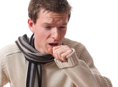 Als Reizhusten (trockener Husten) wird ein lauter, trockener Husten ohne Auswurf, das heißt ohne Absonderung von Schleim, bezeichnet