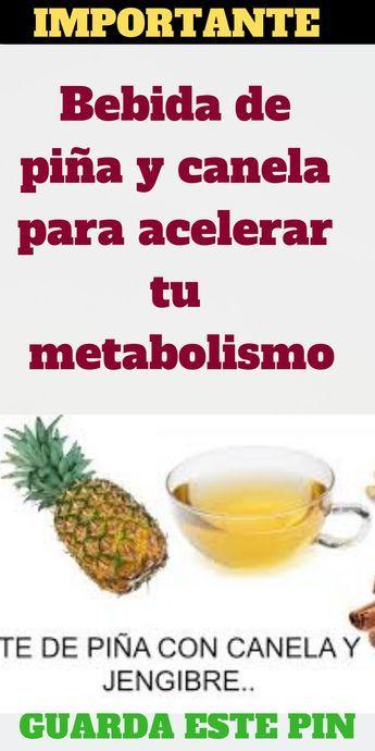 como acelerar o metabolismo remedio