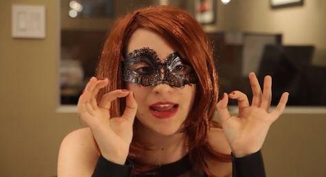 female superhero pitches female-led superhero movie video parody Angelfire Alison Vingiano