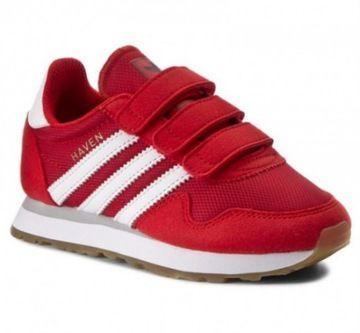 Buty Adidas Originals Haven Cf Rozm 33 Na Rzepy 7715826351 Oficjalne Archiwum Allegro Adidas Adidas Originals Adidas Sneakers