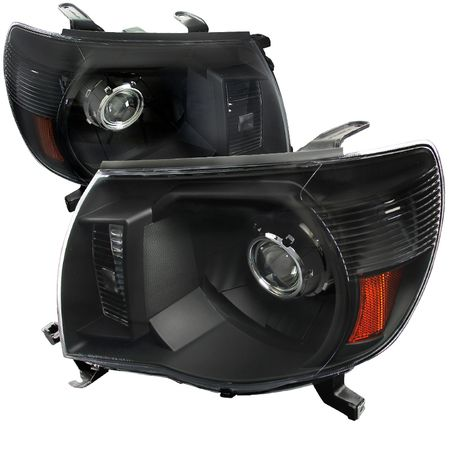 Spec D Tuning 2lhp Tac06jm Rs 179 18 05 11 Toyota Tacoma Projector Headlight Black Housing In 2021 Toyota Tacoma Accessories Toyota Tacoma Toyota Tacoma Mods