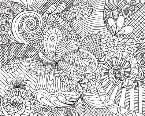 coloring+pages+for+adults Color Pages For Adults Free Printable - new difficult pattern coloring pages