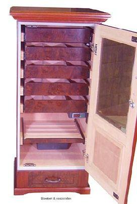 Cigar Humidifiers Large Humidors In 2020 Cigar Humidifier Humidors Humidor Cabinet