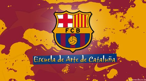 Escuela De Arte De Cataluna Hd Logo