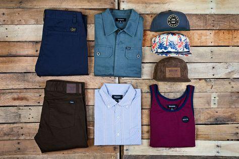 Brixton Clothing