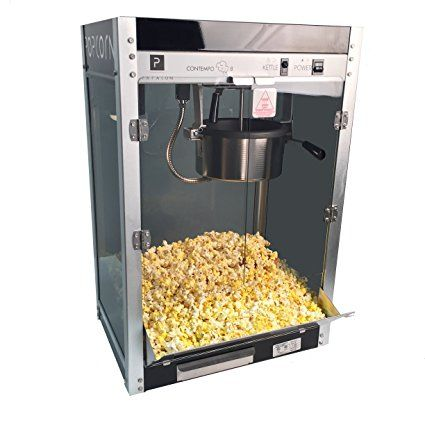 Paragon Contempo Pop 8 Ounce Popcorn Machine For Professional