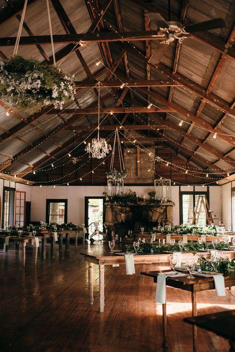 Christmas Wedding, Fall Wedding, Dream Wedding, Fall Mountain Wedding, Wedding In The Mountains, Cabin Wedding, Wedding House, Rustic Wedding Reception, Barn Wedding Venue