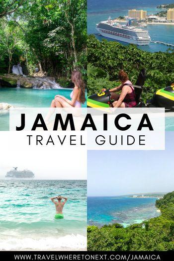 Jamaica Travel Guide Jamaica Travel
