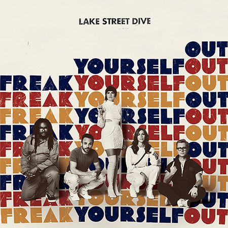 Lake Street Dive Releases Freak Yourself Out Vinyl 10 For Record Store Day Black Friday Record Store