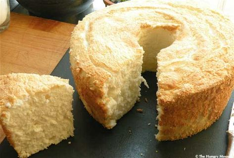 Fabulous Angel Food Cake Recipe Healthy Birthday Cakes Cake Recipes Food Personalised Birthday Cards Paralily Jamesorg