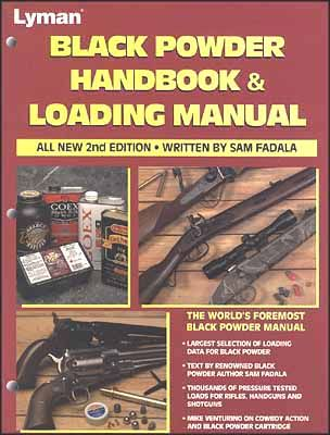 Lyman S Black Powder Handbook Loading Manual By Sam Fadala Black Powder Guns Survival Books Guns