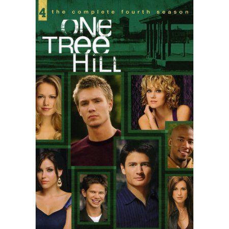 One Tree Hill The Complete Fourth Season Dvd Walmart Com One Tree Hill One Tree Hill Seasons One Tree
