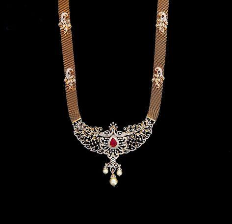 Diamond Necklaces / Chokers - Diamond Jewelry Diamond Necklaces / Chokers at USD And GBP