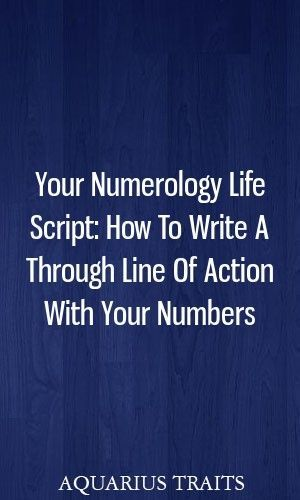 Numerology Number of the Day
