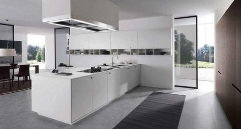 Euromobil Cucine: prezzi e modelli dal catalogo | kitchen | Luxury ...