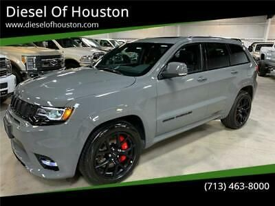 Ad Ebay Link 2020 Jeep Grand Cherokee Srt 4x4 Hk Sound Carbon