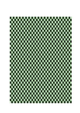 Dulin Checkered Wool Green Area Rug In 2021 Green Rug Green Area Rugs Area Rugs