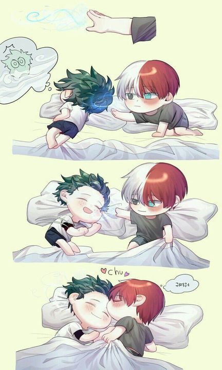 [ ToDoDeKu ] The story of a lovely couple - 34 - Wattpad