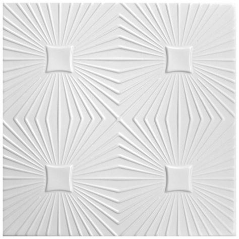 Details Sur 10 Qm Plaques En Polystyrene Panneaux Pour Plafond