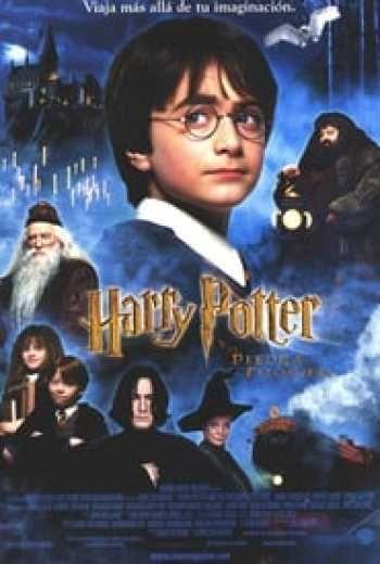 Harry Potter Y La Piedra Filosofal Es Una Pelicula De Genero Accion Aventuras Harry Potte Harry Potter Y La Piedra Filosofal Peliculas Completas Harry Potter