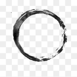 Black Strokes Ink Circle Png And Psd Brush Stroke Png Photoshop Design Circle