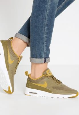Nike Sportswear AIR MAX THEA Sneakers laag olive flak
