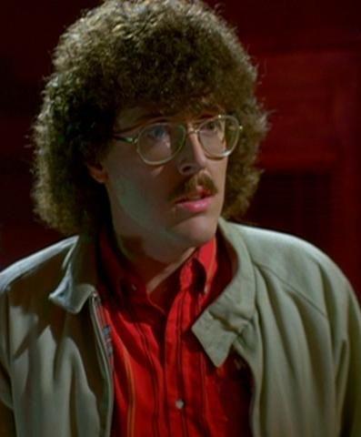 Weird Al Yankovic From His Uhf Movie Weird 80s Movies I Movie