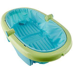 7 Summer Infant Inflatable Baby Bath Baby Tub Baby Bath Seat