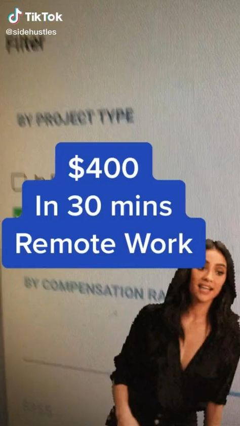 Make $400 in 30 minutes!