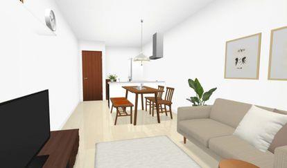 参考にしたい コンパクトなldkのレイアウト実例25選 10畳 13畳編 Naver まとめ Home Decor Furniture Room