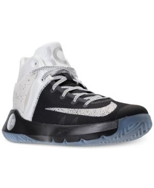 separation shoes ab197 0309a NIKE MEN S KD TREY 5 IV PREMIUM BASKETBALL SNEAKERS FROM FINISH LINE.  nike   shoes