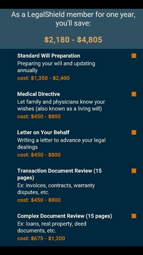 171 best 24 7 Access To Legal Benefits with LegalShield and Go - advance medical directive form
