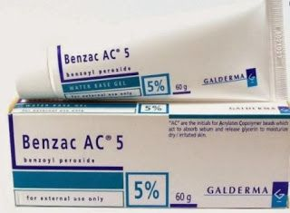 فارما ميد Benzac جل بينزاك Acne Treatment Oily Skin Treatment Dry Irritated Skin
