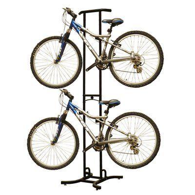 2 Bike Stand Freestanding Bike Rack Bike Storage Bike Storage Rack Freestanding Bike Rack