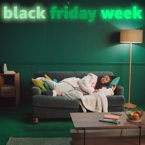 Black Friday Week is happening now until 11/23! The perfect time to shop deals.