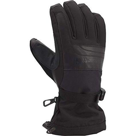 Carhartt Men's Cold Snap Insulated Work Glove | Jodyshop