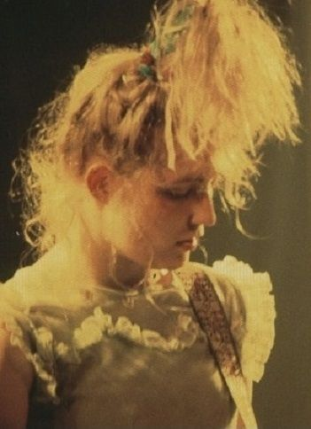 Viv Albertine The Slits 70s Punk British Punk Punk Movement