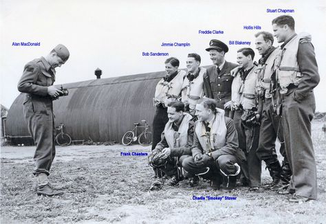 chaplin chapman air force