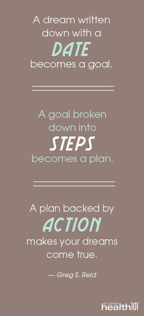 Steps to help keep you focused during the school year