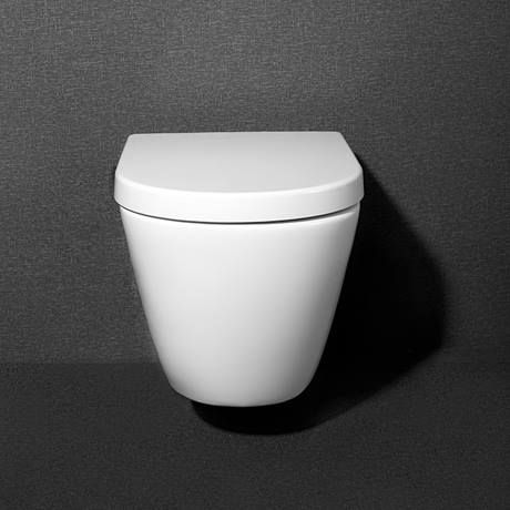 Arezzo Wall Hung Toilet Inc Soft Close Seat Victorian Plumbing Uk In 2020 Wall Hung Toilet Hanging Pans Toilet