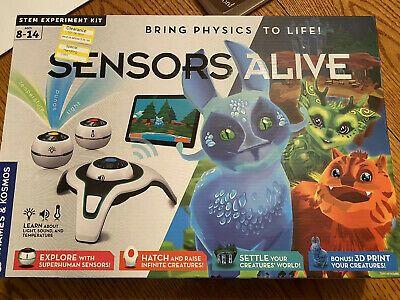 Thames /& Kosmos Sensors Alive Bring Physics to Life Stem Experiment Kit