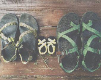 KORA Boho Baby Sandals Light Brown