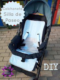 Colchoneta Para Silla De Paseo Jardín De Evita Sillas Bebe Coche De Bebé Colchonetas