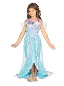 GIRLS CHILDRENS MERMAID DRESS COSTUME
