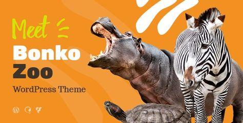 Bonko | Safari & Zoo WordPress Theme | Stylelib