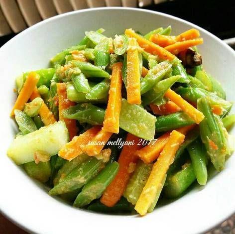 Resep Tumis Buncis Bumbu Kuning Oleh Susan Mellyani Resep Tumis Masakan Resep Masakan